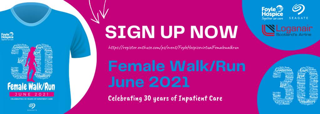 Female Walk